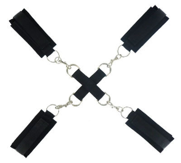 Stay Put Cross Tie Restraints