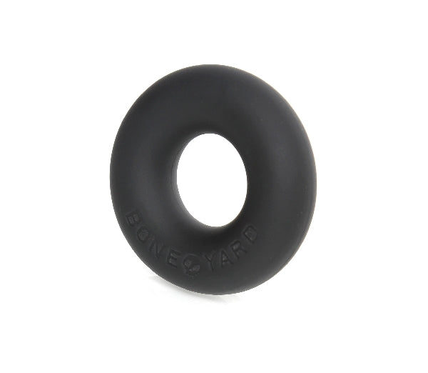 Ultimate Silicone Cock Ring Black