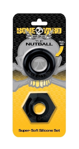 Boneyard Nutball Cock Ring Set