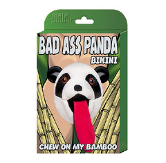 Bad Ass Panda Novelty Underwear