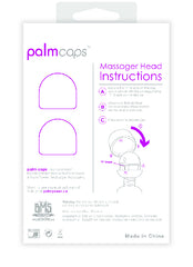 PalmBody Caps (For use with PalmPower)