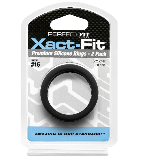Xact-Fit #15 1.5in 2-Pack