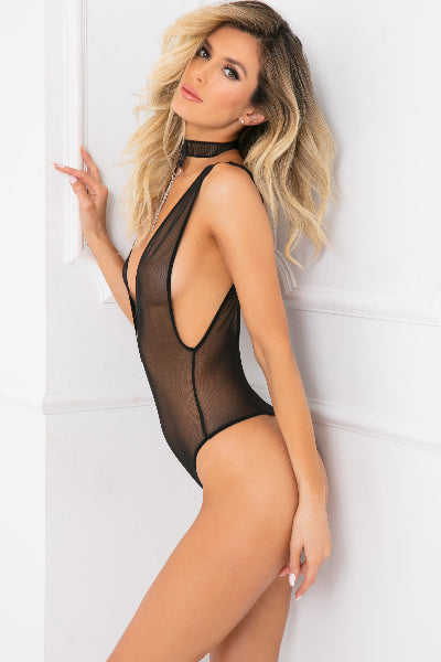Choke Out Sexcessory Bodysuit