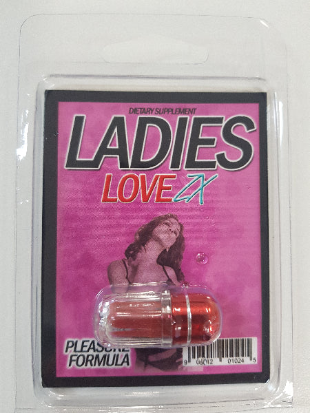 Ladies Love ZX Single Pill