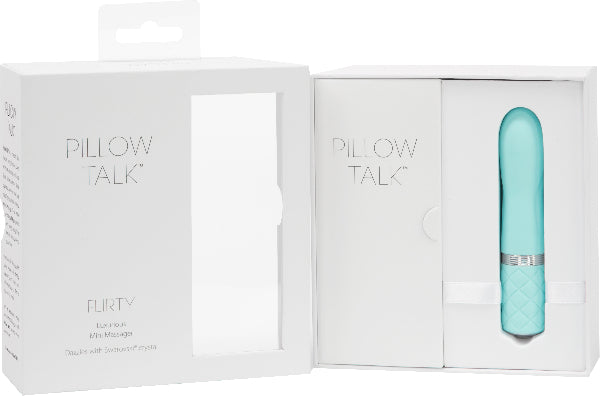Pillow Talk Flirty Teal