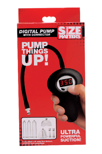 Digital Pump with Connector