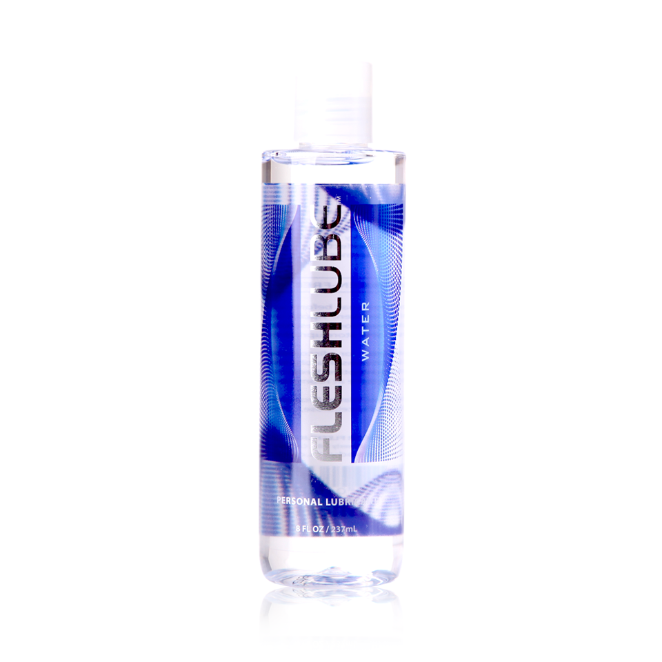 Fleshlube†¢ Water (8 oz) 1ct