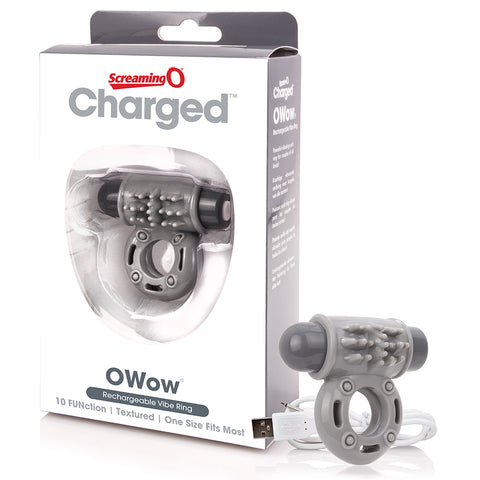 Charged O Wow - Grey