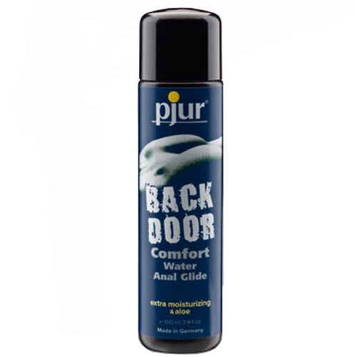 Back Door Comfort Anal Water Glide 100ml