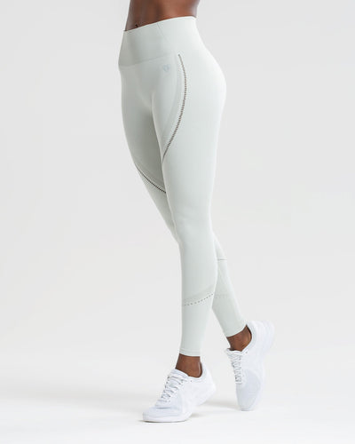 Renew Seamless Leggings | Chalk Grey
