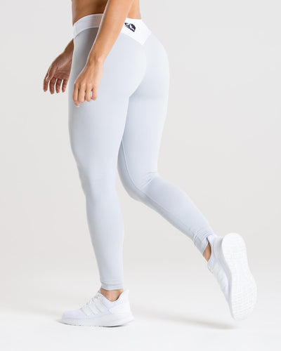 Exclusive Leggings | Grey/White