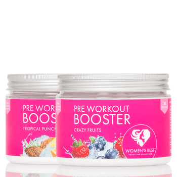 Booster Pré-Workout - Paquet de 2