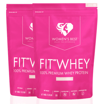 Fit Whey Protein 1000g - 2 Pacchi