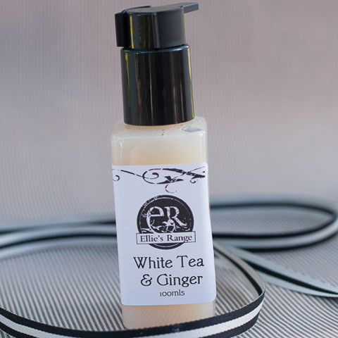 White Tea and Ginger Facial Cleanser