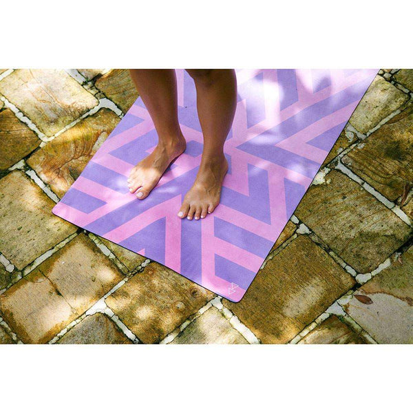 myyoga.love:Yoga Design Lab Combo Mat-Gypsy Maze-3,5 mm,