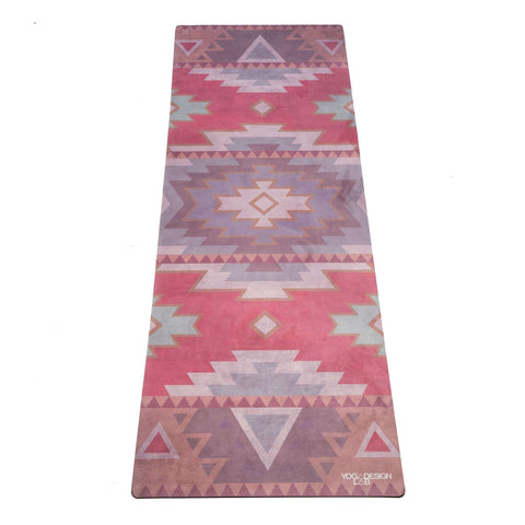 myyoga.love:Tribal Coral Combo Mat 3,5mm,mat