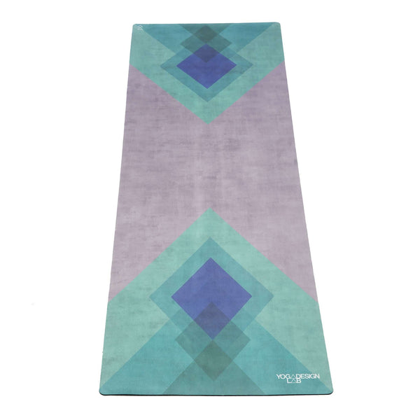 myyoga.love:Collage Green Mat,mat