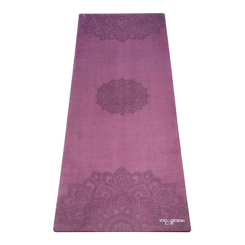 myyoga.love:Mandala Depth Travel Mat-1mm,