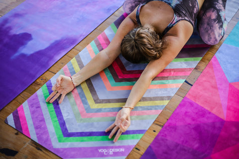myyoga.love:Chevron-Combo Mat-3,5mm,mat