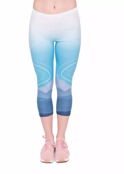 myyoga.love:Ice Blue Yoga Pilates Tayt,tayt