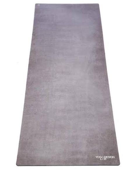 myyoga.love:Aegean Gray-Yoga Design Lab-Travel Mat-1mm,