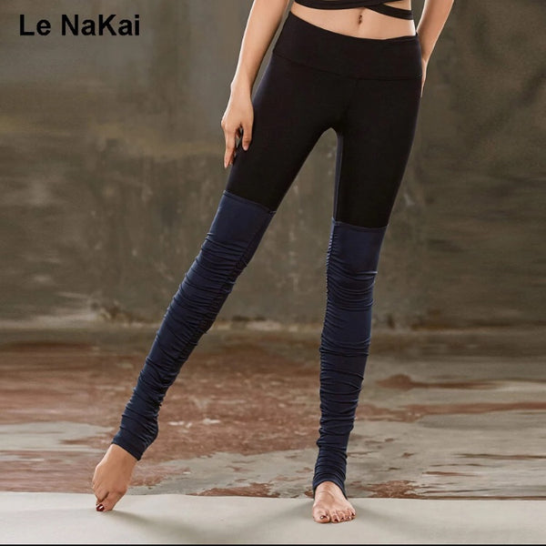 myyoga.love:Navy Endless Leggings Tayt,