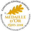 Medaille d'Or 2018 Concours General Agricole - Ostre'Or Huitres Helie oysters - Maison Duffour