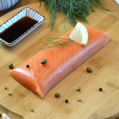 Smoked salmon - King Fillet - 200Gr