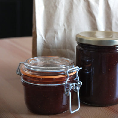 Homemade Strawberry Jam, U.A.E. - 220Gr