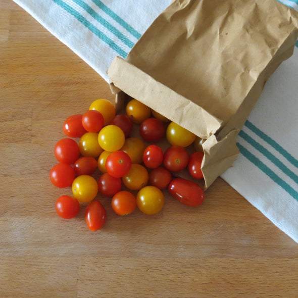 Cherry Tomatoes Heirloom Mix, Organic, U.A.E. - 150Gr