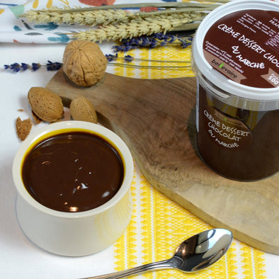 BEST BEFORE 15.01 - Chocolate custard - 500Gr