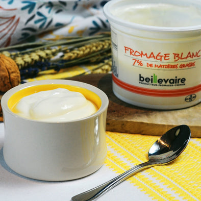 Fromage blanc 7% - 500Gr