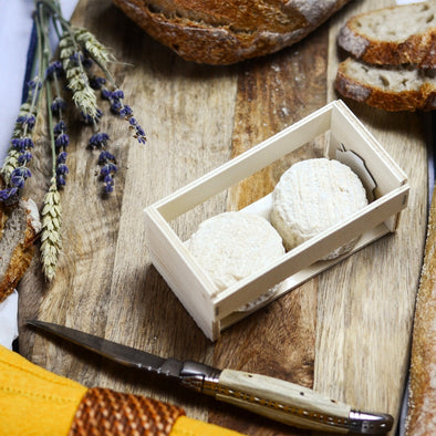 Crottins de Chavignol french cheese - Maison Duffour