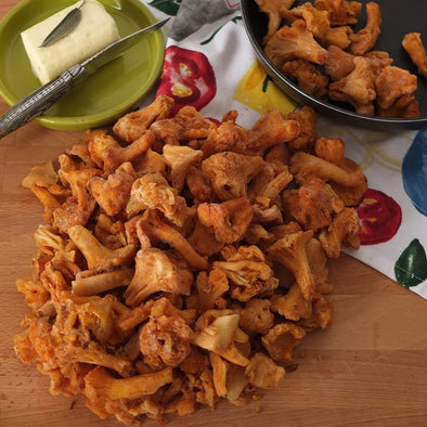 Frozen Girolles (Chanterelles - France) 1Kg