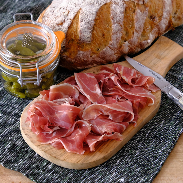 Savoie dry cured ham, France