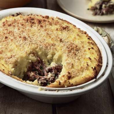 Duck Confit Parmentier, Homemade in the UAE - 750Gr