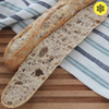 Pre-Baked Cereal Baguette Tradition - Pack of 5 x 280Gr