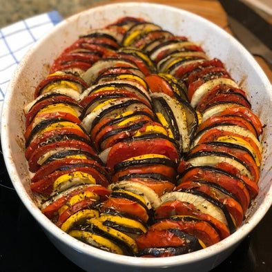 Provençal Vegetables Tian, Homemade in the UAE - 750Gr