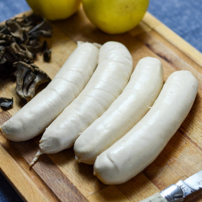 White pudding (non halal) - 4 pieces