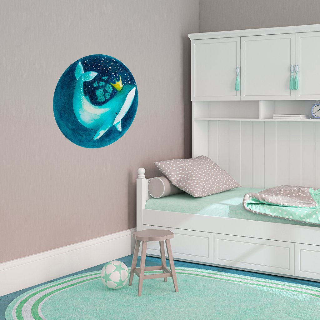 kismet decals wall stickers decorate kids bedroom