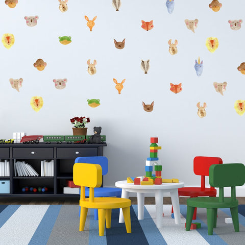 how to decorate your kids bedroom colours wall decals