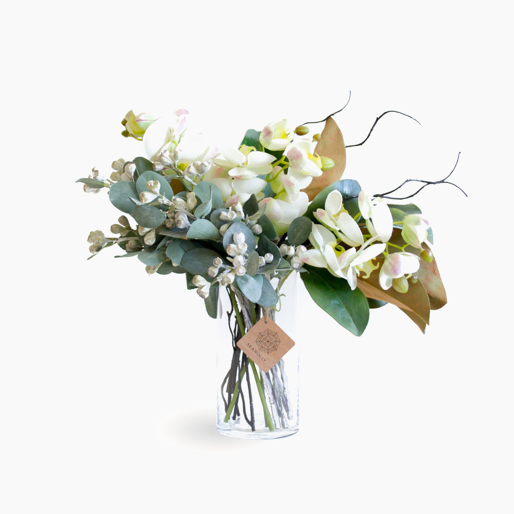Artificial Flowers For Home Office Retail Spaces And