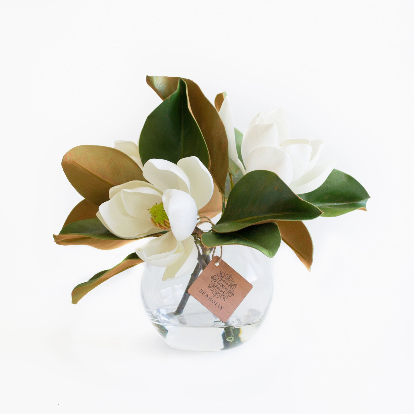 Small Magnolia Arrangement Seaholly Flowers