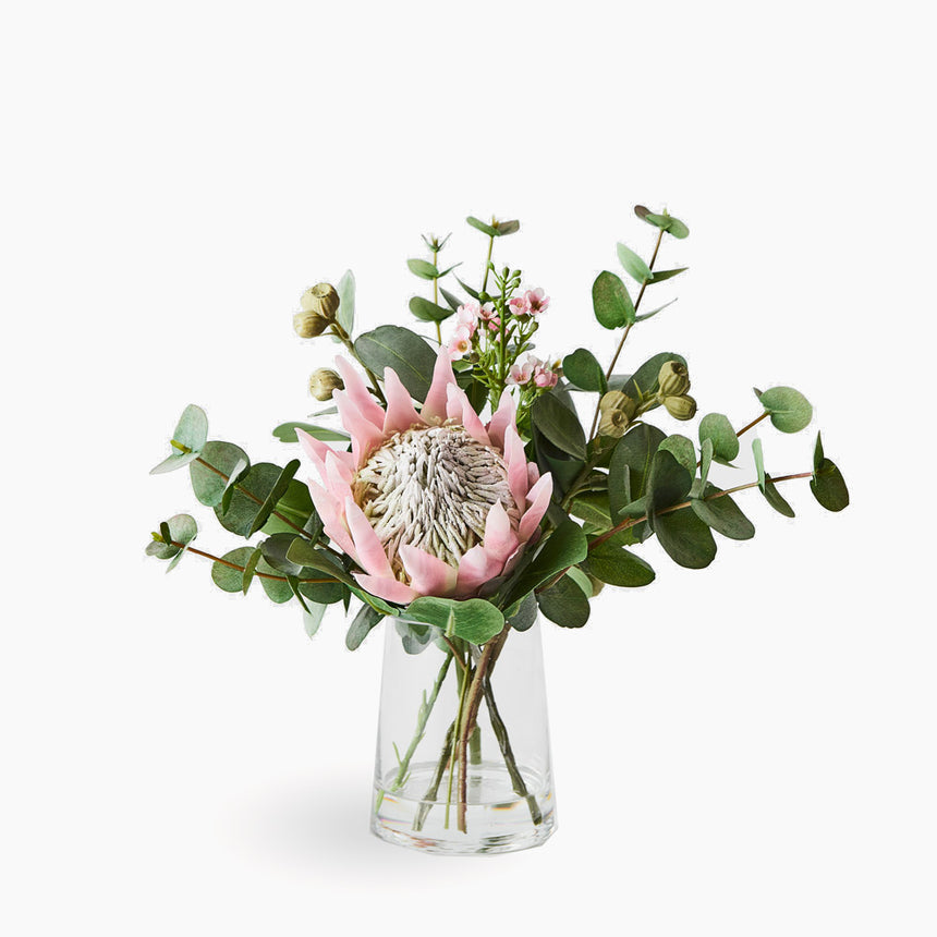 Pink king protea mix (small)