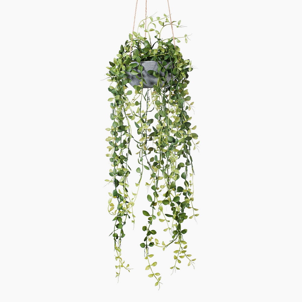 Fern button hanging bowl (large)