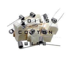 COILS, COTTON & WIRE