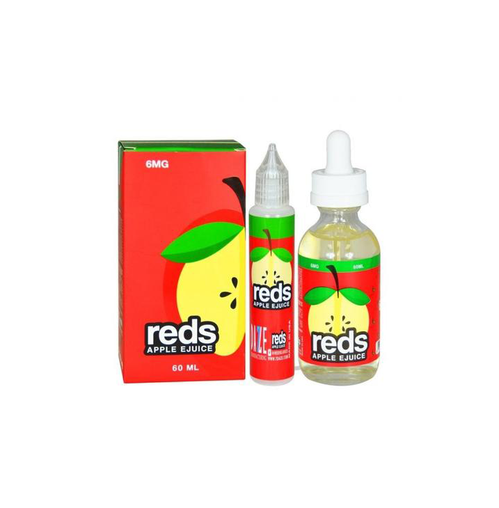 REDS APPLE E-JUICE - VAPE MNL