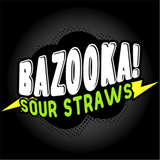 BAZOOKA SOUR STRAWS - GREEN APPLE - VAPE MNL