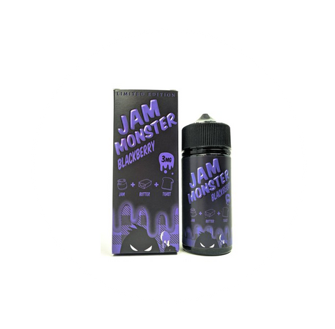 JAM MONSTER - BLACKBERRY (LIMITED EDITION) - VAPE MNL