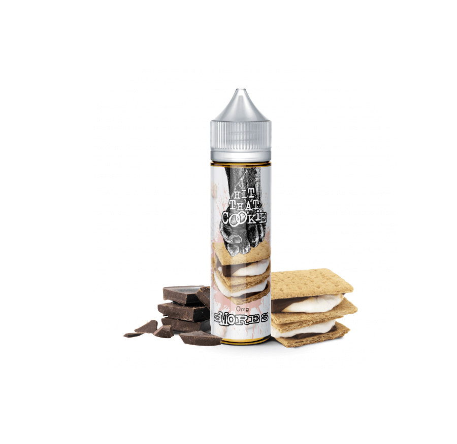 HIT THAT COOKIE -SMORES - VAPE MNL